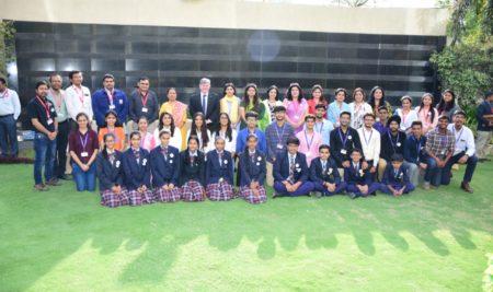 Global Training & Education Collaboration Program UK 2019 – Induction