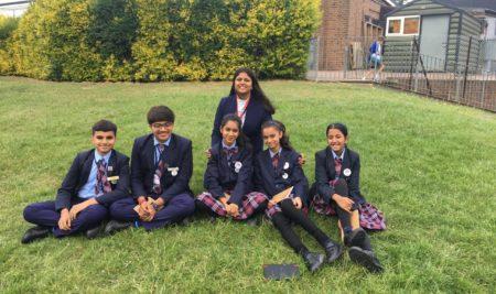 BKS Pupils': UK Educational Excursion